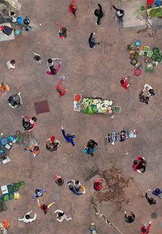 aerial photography by katrin korfmann Shanghai, 2013