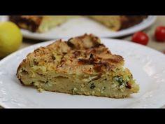 Kabaklı Pratik Börek (Kabaklı Kolay Börek) Tarifi Nasıl Yapılır? - Yemek Tarifçi - YouTube