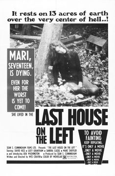 The Last House on the Left (1972) Review | Horror News, Reviews & Horror Movie Trailers