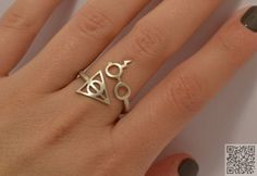 Harry Potter ring HELL YES