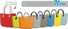 The mini O bag by Fullspot