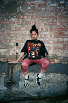 Pia Kristine Cruz Aesthetic Girl, Aesthetic Clothes, Goth Look, People Poses, Cool Outfits, Fashion Outfits, Dark Photography, Girl Swag, Outfit Combinations