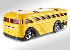 Hw Designs Surfin' School Bus