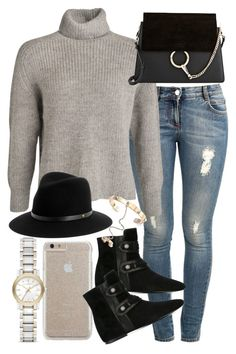 """""""Untitled #19107"""" by florencia95 ❤ liked on Polyvore featuring STELLA McCARTNEY, Case-Mate, Étoile Isabel Marant, Isabel Marant, Chloé, rag & bone, Valentino and Burberry"""