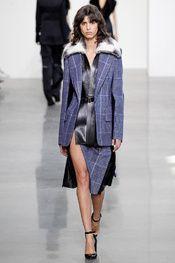 trabajadora Calvin Klein Collection - Pasarela