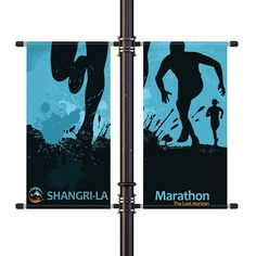 Image result for Street Light Pole Banners