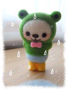 【tobira】Feltneedle wool