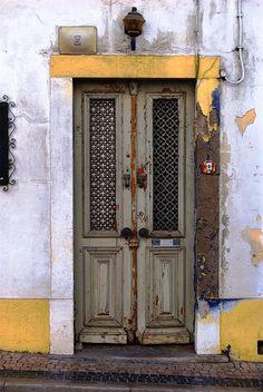 "Tavira- Portugal, ""portas do passado"" by lay_r@flickr.com  TAVIRA, DOORS OF THE OLD TIMES!"