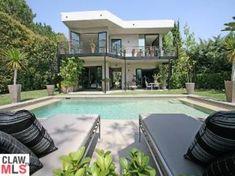 Keith Urban & Nicole Kidman's Beverly Hills house.