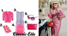DIY Outfits Inspired by Legally Blonde | Classic Elle