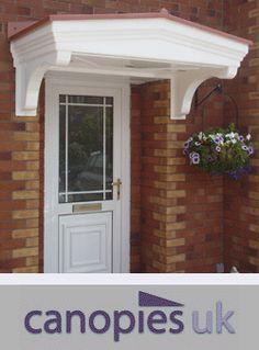 Over Door Awnings   Win An Over Door Canopy From Canopies UK!   Homes U0026