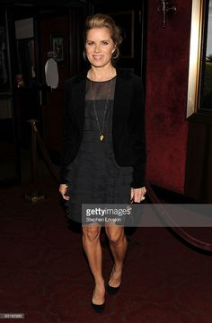 Actress Kim Dickens attends the premiere of 'The Blind Side' at the Ziegfeld Theatre on November 17, 2009 in New York City.