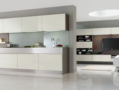 Cucina Colore: Segreto Pergamon Gloss Mereway/John Lewis