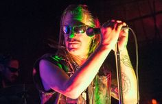 My Life with The Thrill Kill Kult, [DJ] Toxic Rainbow & Adrian H and the Wounds at Dantes in Portland, OR on 28-Jun-14