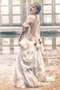 Photo trash the wedding dress by Marcus Heilemann on 500px