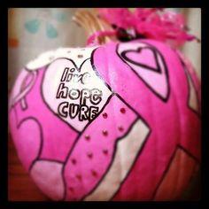 Pink pumkin
