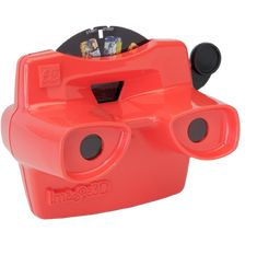 Remember the View Master?? LOVE this cute idea...use your own images for this old time favorite and give as a gift for grandparents day, fathers day, to deployed parents, etc. Image3D - Classic Viewer - Everybody Looks - View-Master