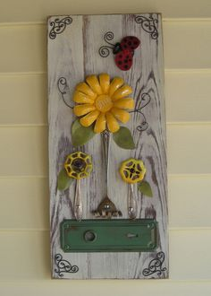 Found Object Assemblage Art of Nature by Imperfetions on Etsy, $53.00