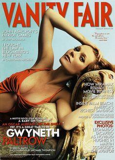 Gwyneth, Vanity Fair