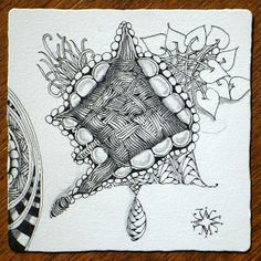 Zentangle: March 2013