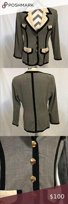 Ladies Chic Smart Formal Pink Short Swing Button Jacket Coat Size 16