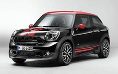 MINI has released the first photos of the most powerful versions of the new model Pacmeman. The latest MINI model, Paceman, which was developed based on the Countryman, which represents the combination, crossover, and a coupe, had its premiere at the Motor Show in Paris in late September 2012. year.