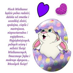 Kartka świąteczna 🐣🐣🐣🐣🐣🐣🐣 Easter Wallpaper, Kids Ride On, Beautiful Gif, Diy Blog, Happy Easter, Universal Studios, Origami, Teddy Bear, Humor