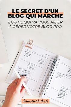 Découvrez la plus grande difficulté quand on tient un blog et pourquoi il vous faut un calendrier éditorial pour la surmonter.