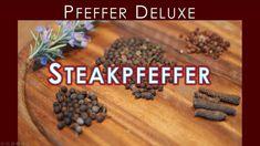 Tonka-Steakpfeffer - Rezept von Rurtalgriller Tonka Bohne, Steak, Breakfast, Food, Pepper, Morning Coffee, Essen, Steaks, Meals