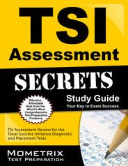 Free TSI Practice Test - TSI Test Review