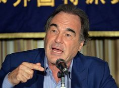 Obama Is a 'Snake' and 'We Have to Turn on Him' Says…From liberal Oliver Stone no less...