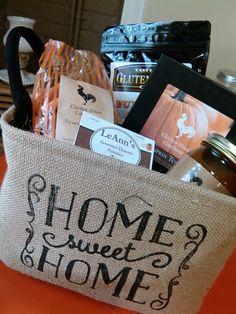 We make custom baskets too!