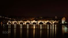 Charles Bridge - Prague Charles Bridge, Prague, Marina Bay Sands, Explore, World, Building, Photography, Travel, Photograph