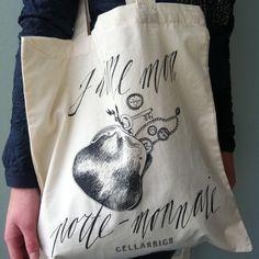 Cellarrich tote bag - by Studio Het Paradijs