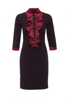 Платье Adzhedo, цвет: мультиколор. Артикул: AD016EWHZX61. Женская одежда / Платья и сарафаны