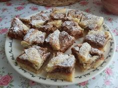 Hungarian Cookies, Poppy Cake, Salty Snacks, Hungarian Recipes, Holiday Recipes, French Toast, Deserts, Cooking Recipes, Sweets