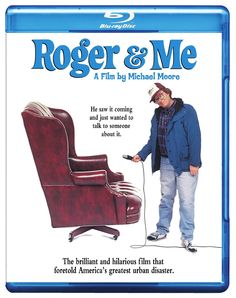 The groundbreaking #documentary that foretold America's greatest urban disaster.  Michael Moore's award-winning debut film Roger & Me is available on Blu-ray™ for the first time today for its 25th anniversary. http://bit.ly/RogerMeBD