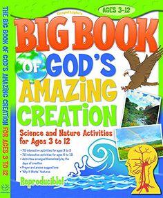Big Book of God's Amazing Creation (Big Books) by Gospel Light http://www.amazon.com/dp/0830738444/ref=cm_sw_r_pi_dp_gSd9wb0MDFRK1
