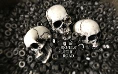 skulls scrap 2 Skulls, Scrap, Handmade, Design, Art, Hand Made, Tat, Craft, Kunst