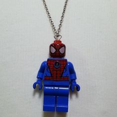 LEGO Superheroes Big Figures Flashlight Chain Necklace Gift for Children DIY #Unbranded Diy For Kids, Gifts For Kids, All About Fashion, Diys, Lego, Adventure, Chain, Party, Ebay