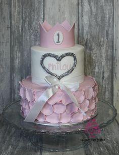 Taart kroon / crown cake