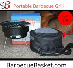 The portable BBQ grill comes with a FREE storage bag. You can carry bag with Separate compartments for ice and grill. Two-in-one grill and cooler combination is best suited for camping or an outdoor trip, party or a picnic Portable Bbq Grill, Barbecue Grill, Grilling, Outdoor Parties, Outdoor Entertaining, Carry Bag, Bag Storage, Separate, Picnic