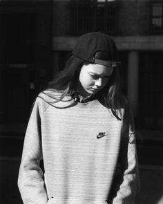 natalie westling, skater girl   i-D Magazine