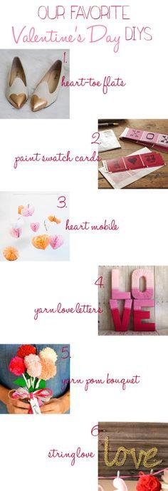 Valentine's Day DIY Guide// helloluvvy.com