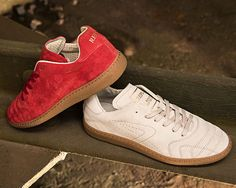 Stand out in suede.