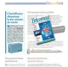 Avril 2012, Bricomag présente ATLAS, le mini humidificateur de voyage Stylies