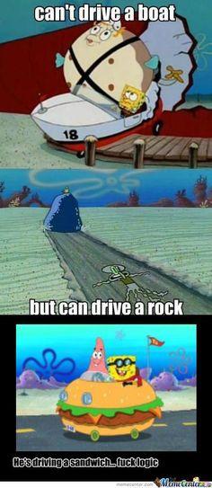 [RMX] Just Spongebob Logic