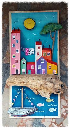 driftwood art by Sanja Alfirevic