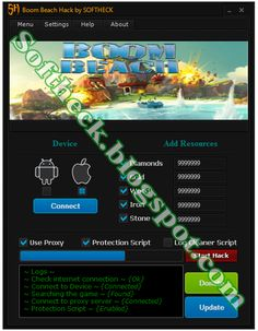 About boom beach hack and cheats.