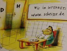 www.scheisse.de